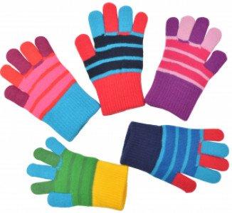 Перчатки новорожденным и детям