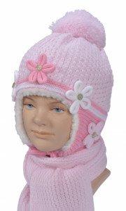 Комплект (шапка+шарф) 4апм 80167