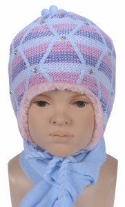 Комплект (шапка+шарф) 4апм 80178