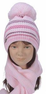 Комплект (шапка+шарф) 6апф 80163