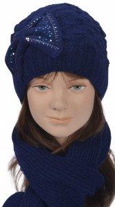 Комплект (шапка+шарф) 6апф 80165