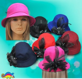 Шляпа 7ф 80102
