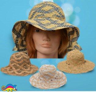 Шляпа 8сл 80114