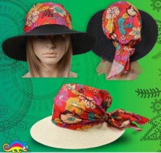 Шляпа 8сл 80146