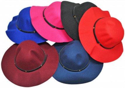 Фетровые шляпы